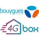Logo Bouygues Telecom 4G Box