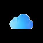 Logo iCloud