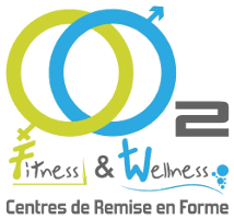 Logo O2 Fitness Wellness