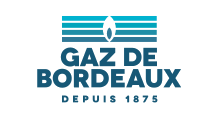 logo officiel gaz de bordeaux