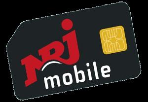 logo officiel nrj mobile