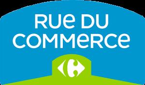 logo officiel rue du commerce