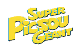 logo officiel super picsou geant