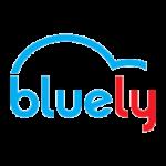 Logo Bluely