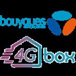 Logo Bouygues Telecom 4G Box