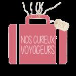 Logo nos curieux voyageurs