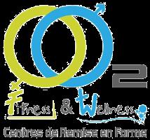 Logo O2 Fitness Wellness