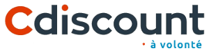 logo officiel cdiscount a volonte