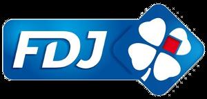 logo officiel fdj