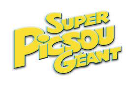 logo officiel super picsou geant