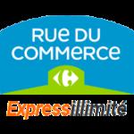 Logo Rue Du Commerce Express Illimité